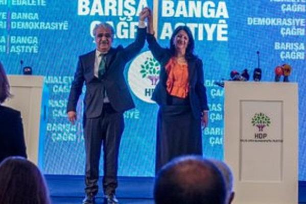 HDP, 'Demokrasi Tutum Belgesi'ni açıkladı: Cumhurbaşkanlığı sistemini değiştirmek istiyoruz
