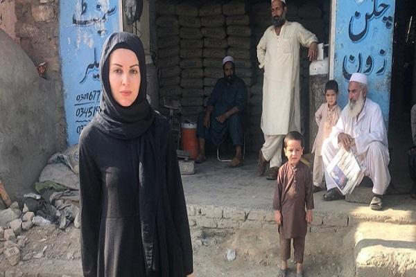Nagehan Alçı 'Afganistan'a gidiyorum' dedi, Pakistan'dan çıktı