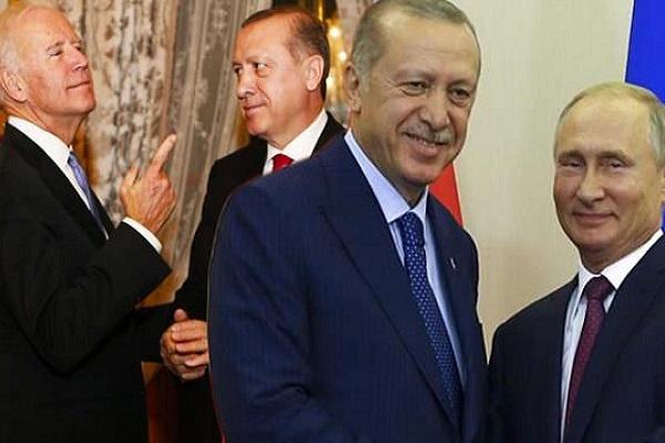Yetkin: Erdoğan, 'Putin ile ikili görüşme' vurgusu yaparken, Ruslar 'Kürt kartına oynamayı' tartışıyor
