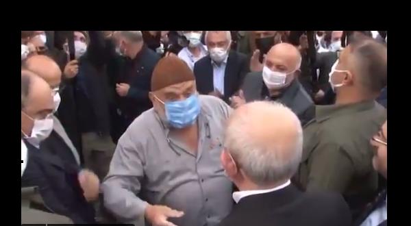 Rizeli yurttaştan Kılıçdaroğlu'na: Rize'yi size teslim edeceğiz