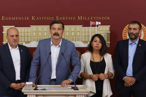 TİP'li vekiller Meclis açılışına katılmadı: 'Tek Adam'ın önünde 'hazır ol'a geçmeyi reddediyoruz'