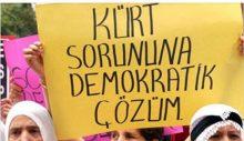 Kürt sorununun demokratik çözümü tüm halkların kazanımı olacak / Veli BEYSÜLEN