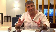 Sedat Peker, 'suikast listesi' iddiasında bulundu