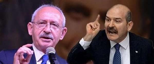 """CHP'den Kılıçdaroğlu'na tepki gösteren Soylu'ya sert yanıt: """"Peker'in Sülü'sü!"""""""