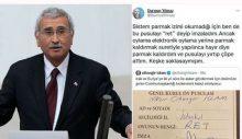 İYİ Partili Durmuş Yılmaz, partisinin tezkere kararına uymadı