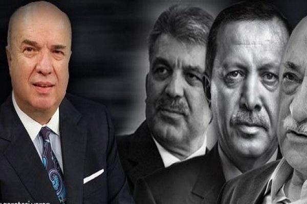 Fehmi Koru: Erdoğan ve Gül beni ikna edip Gülen'le konuşmam için gönderdi